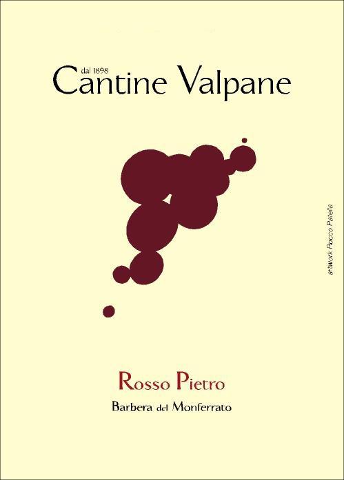 Rosso Pietro Barbera del Monferrato DOC