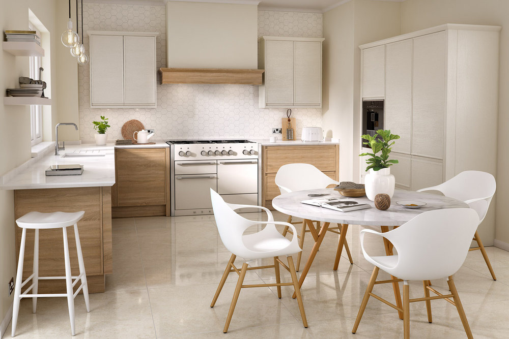 About kitchens by CRW, a family-based interior design company ...