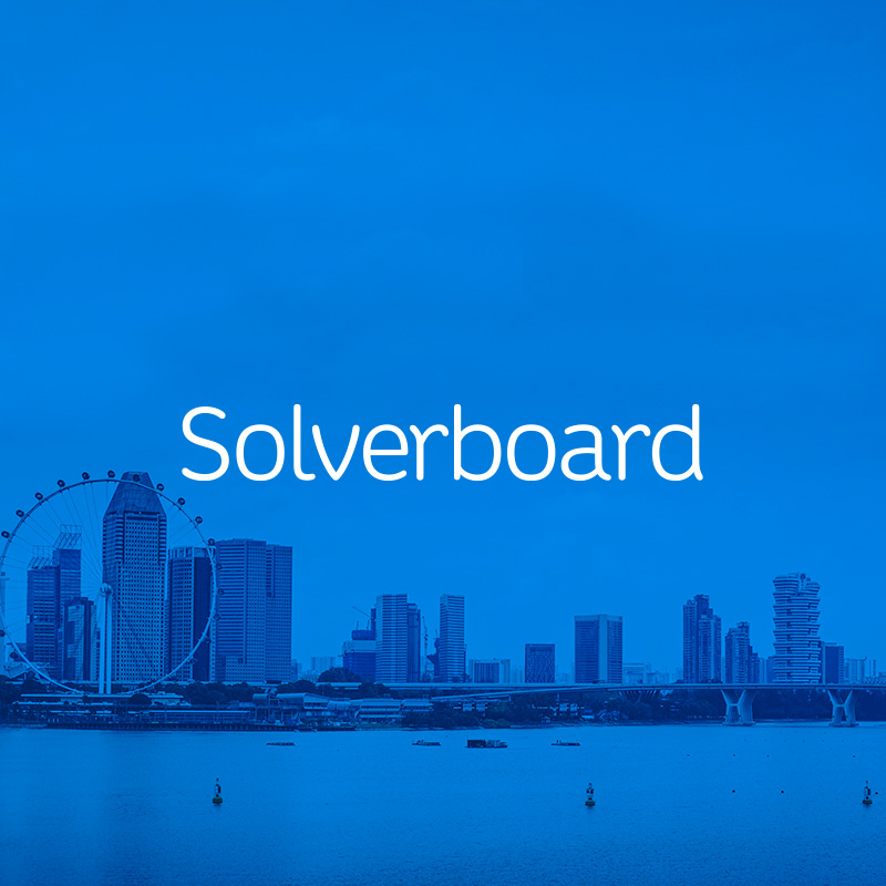 SOLVERBOARD INNOVATION SOFTWARE Flexible idea management for collaboration and innovation from anywhere in the world.