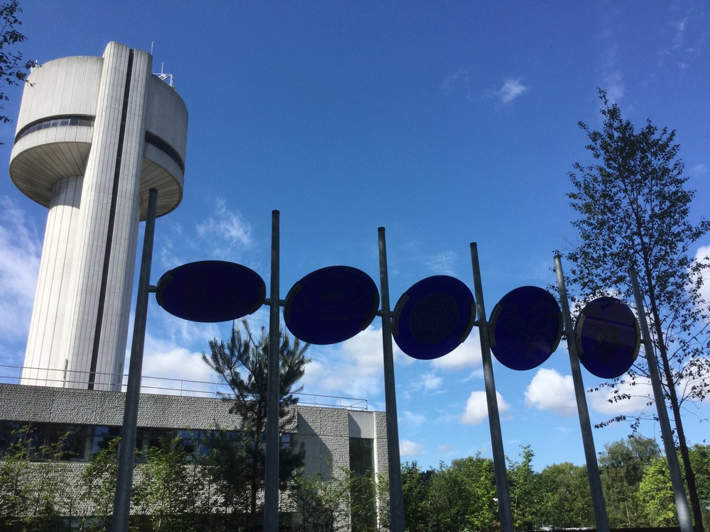 Daresbury Linear Park sculptures