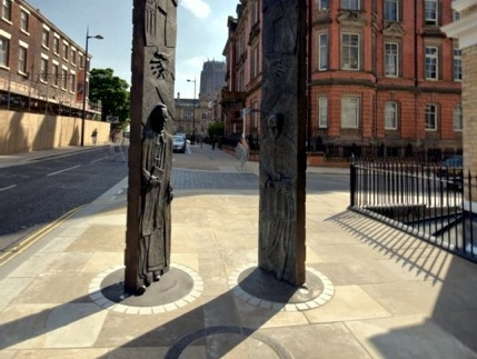 BETTER TOGETHER   Sheppard Worklock Memorial, Liverpool