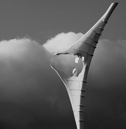 ENCOUNTER   30m sculptural beacon.