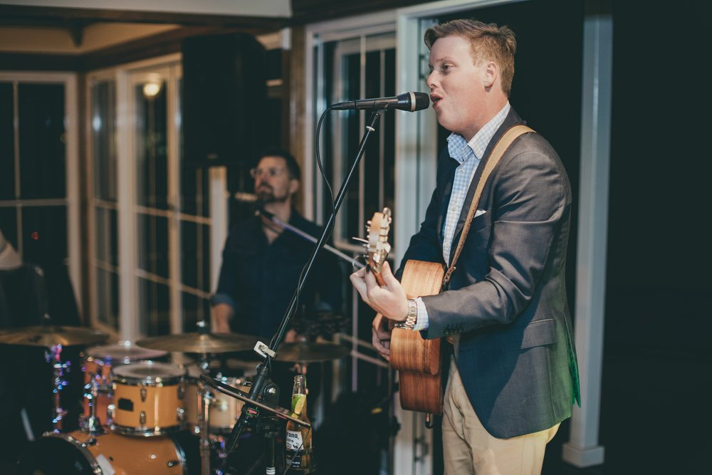 Brisbane Wedding Bands & Entertainment, Wedding Band Gold Coast, Sunshine Coast. Nick Koschel Entertainment provides unforgettable wedding music.