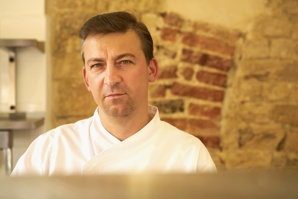 Head Chef Martin Jandik