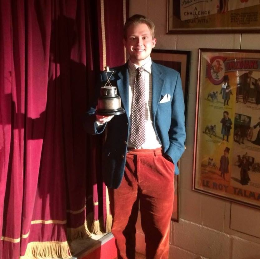 Winning the London Society of Magicians Stage Competition