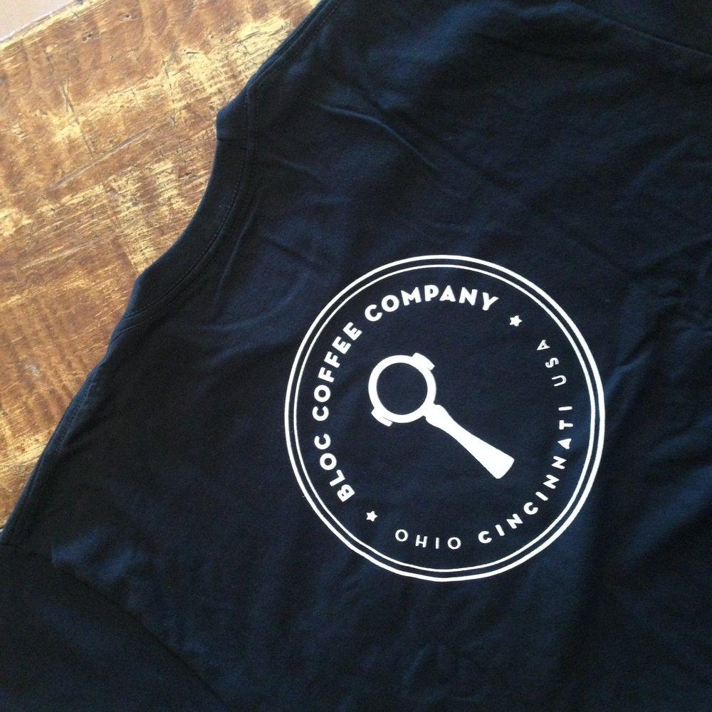 Back of the shirt- full logo- new version.