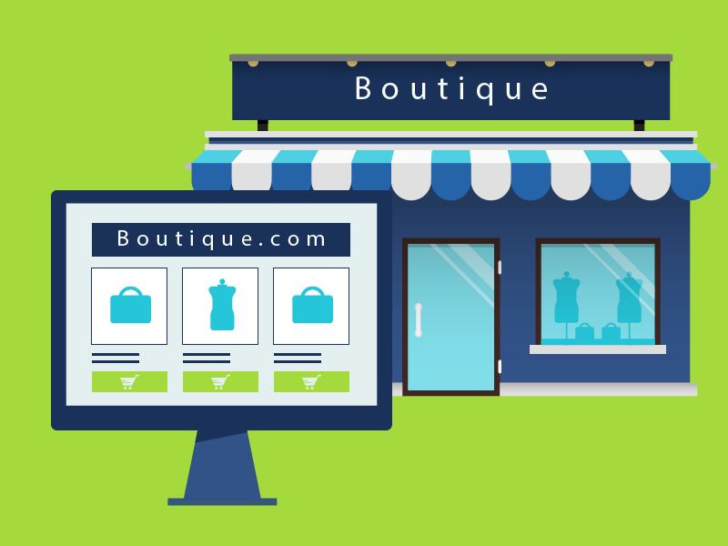 37aa0a923 E-Commerce - O consumidor hoje procura a sua loja online para comprar na  loja física.