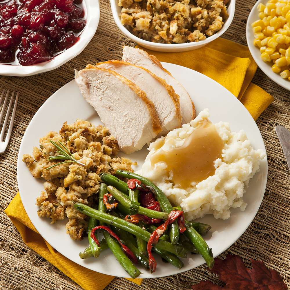 Holiday Dinner To Go - 8% tax included (CO/Den). Holiday Turkey Dinner Plate .jpg & Rialto Cafe - Holiday Dinner To Go - 8% tax included (CO/Den)