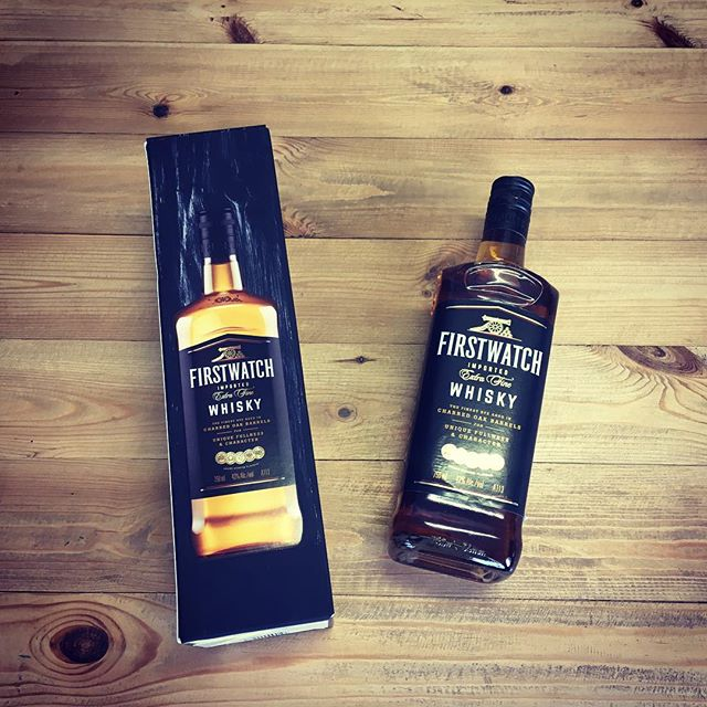 Firstwatch whisky render for Brands Rock Cape Town #bdstudio_ct #3dpackaging #3drendering