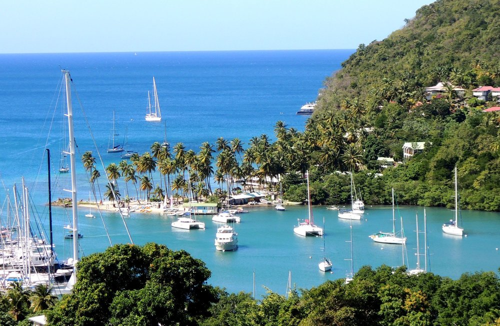 St Lucia citizenship program by investment passport