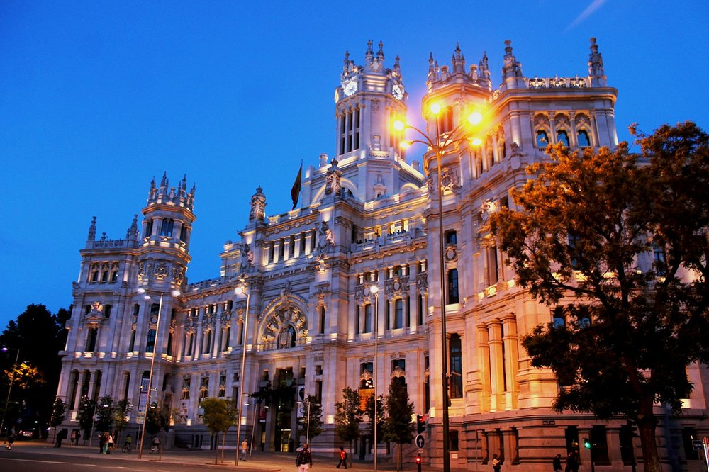 Spain, barcelona, residence residency