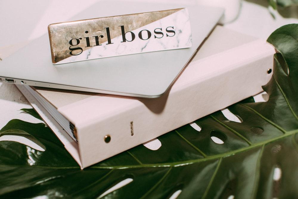Girl Bossin'