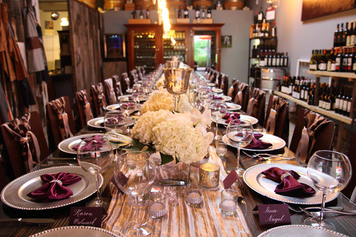 50th Birthday Party at Kitchen 4140 — Skybox Event Productions