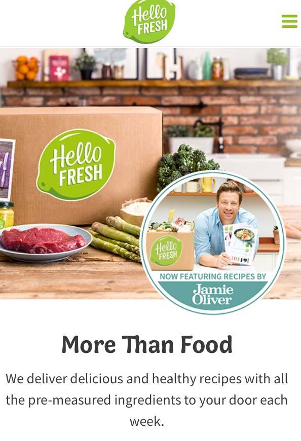 Hello Fresh- whatthegirlssay.com