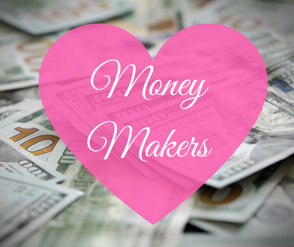Money Makers - whatthegirlssay.com