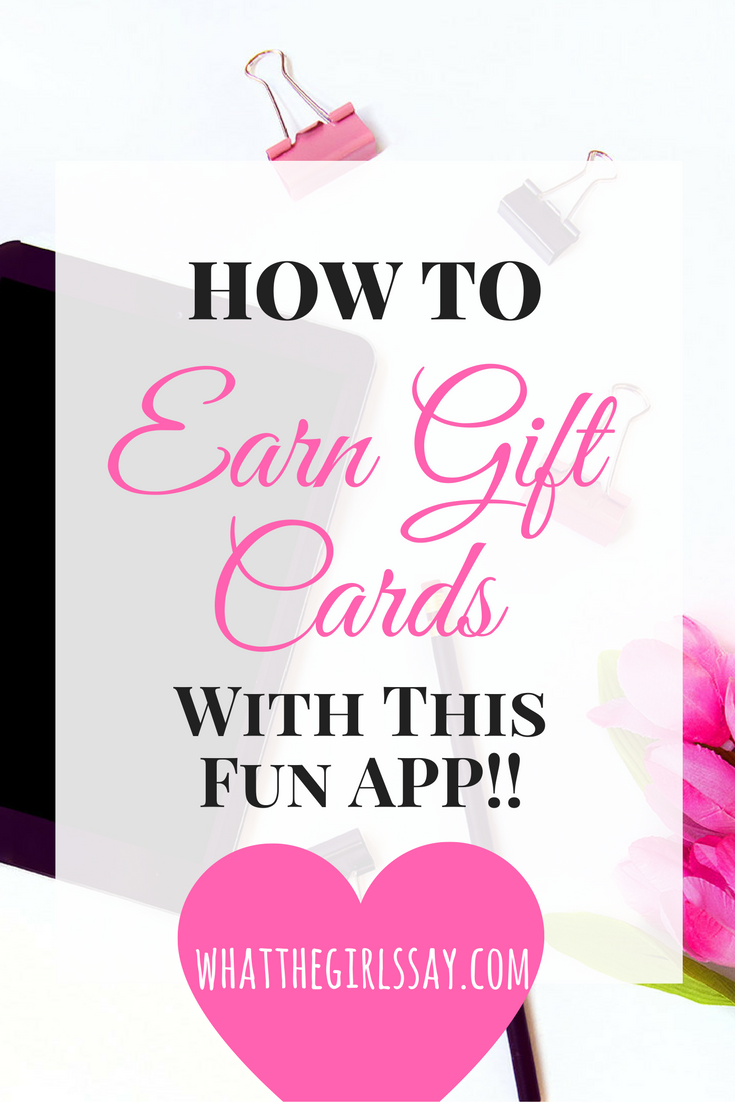How to Earn Giftcards with this Fun App- whatthegirlssay.com - Ready to make some money in a fun way, that doesn't require extra time?    Download the Shopkick App and start earning points just for walking into stores you are already shopping at!