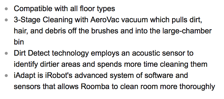iRobot Rumba Vacuum Review - whatthegirlssay.com