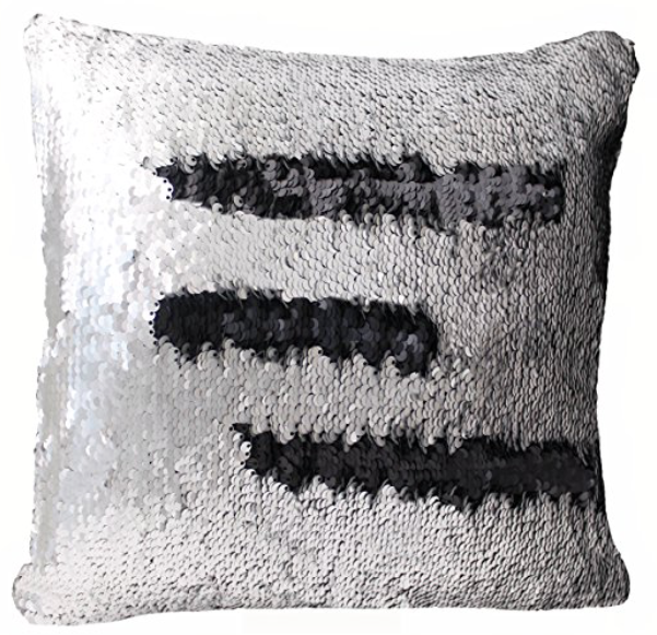 Mermaid Pillow - Teenage Girl- Holiday Gift Guide - whatthegirlssay.com