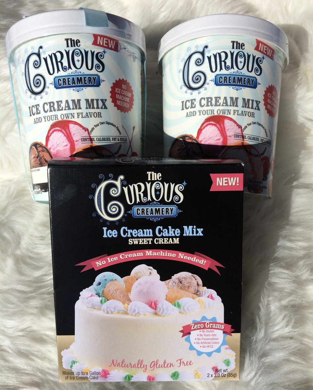 Curious Creamery Ice Cream - review - whatthegirlssay.com