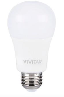 Vivitar LED Light Bulb - whatthegirlssay.com