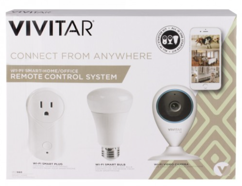 Vivitar Review - Holiday Gift Guide - whatthegirlssay.com