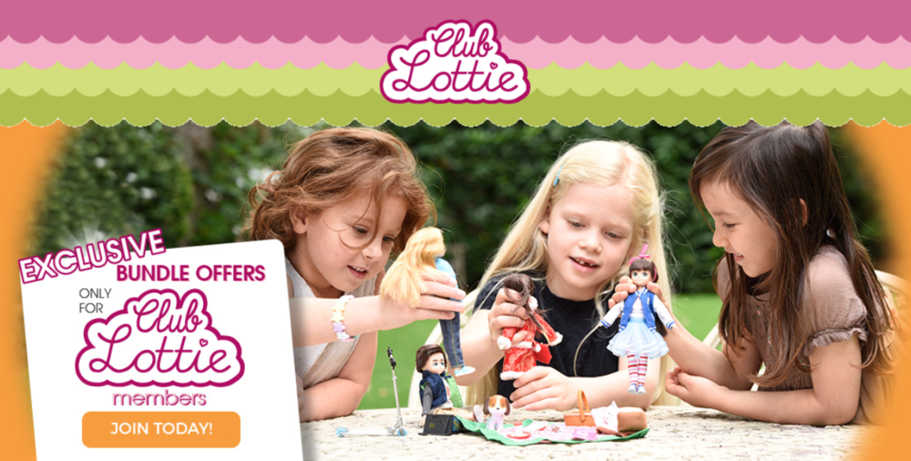Lottie Doll Review - whatthegirlssay.com