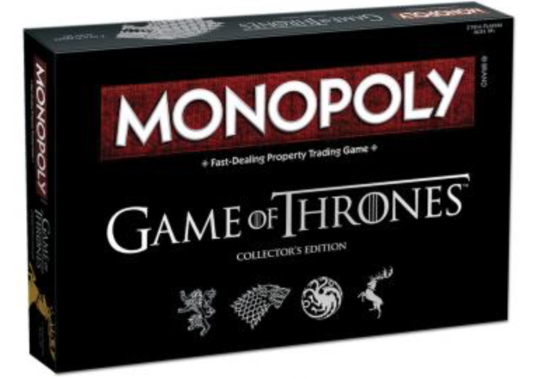 USAopoly Review Game of Thrones Monopoly - whatthegirlssay.com