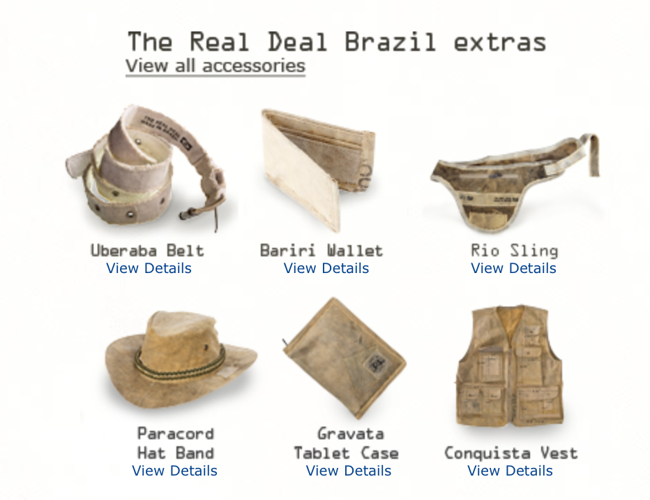 The Real Deal Brazil Review - whatthegirlssay.com