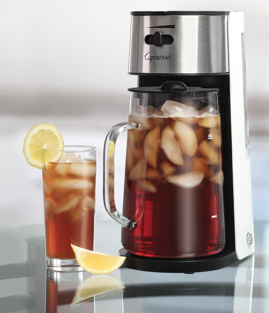 Capresso Iced Tea Maker - whatthegirlssay.com