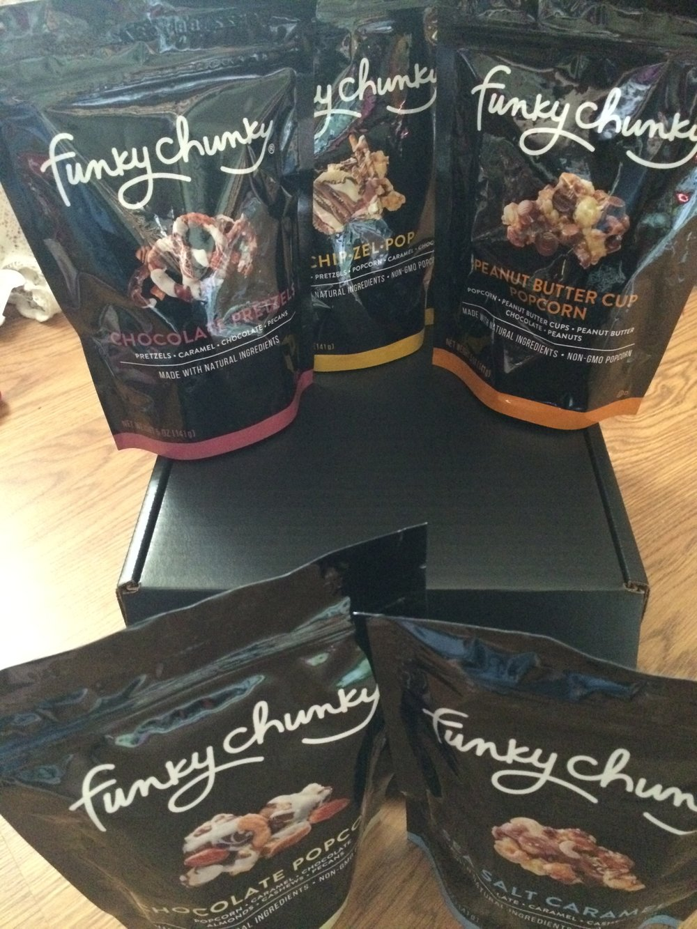 Funky Chunky Review - whatthegirlssay.com