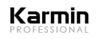 Karmin Professional Salon Series Hair Straightener Review - whatthegirlssay.com