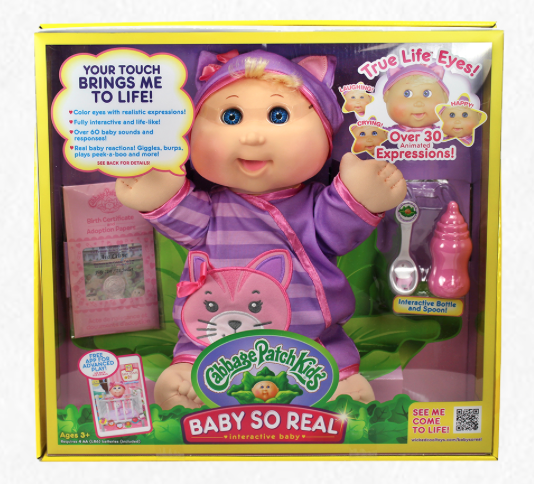 Baby So Real Review - whatthegirlssay.com