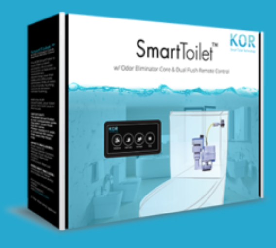 KOR SmartToilet Review - whatthegirlssay.com