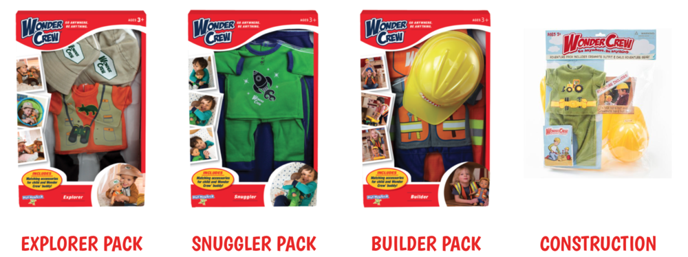 Wonder Crew Buddies Review - whatthegirlssay.com
