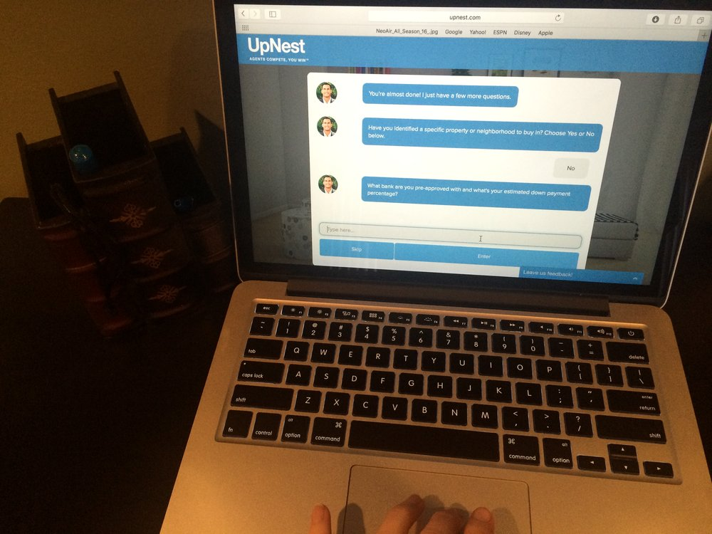 UpNest Review - whatthegirlssay.com