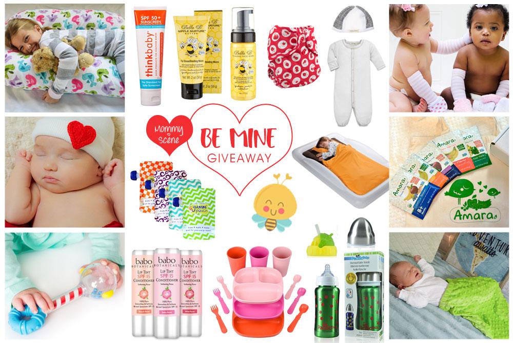 Valentine's Day Giveaway - whatthegirlssay.com