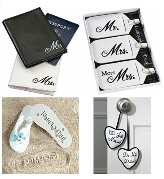 Newlywed Gift Ideas - whatthegirlssay.com