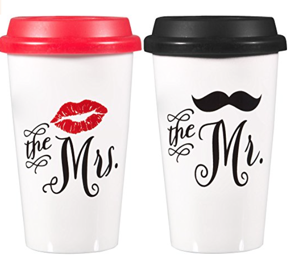 Newlywed Gift Ideas for the Mr. & Mrs. - whatthegirlssay.com