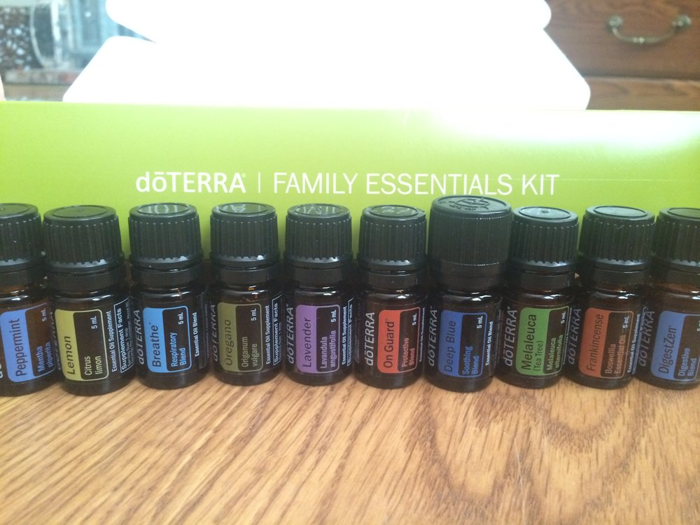 doTerra Essential Oils Review - whatthegirlssay.com