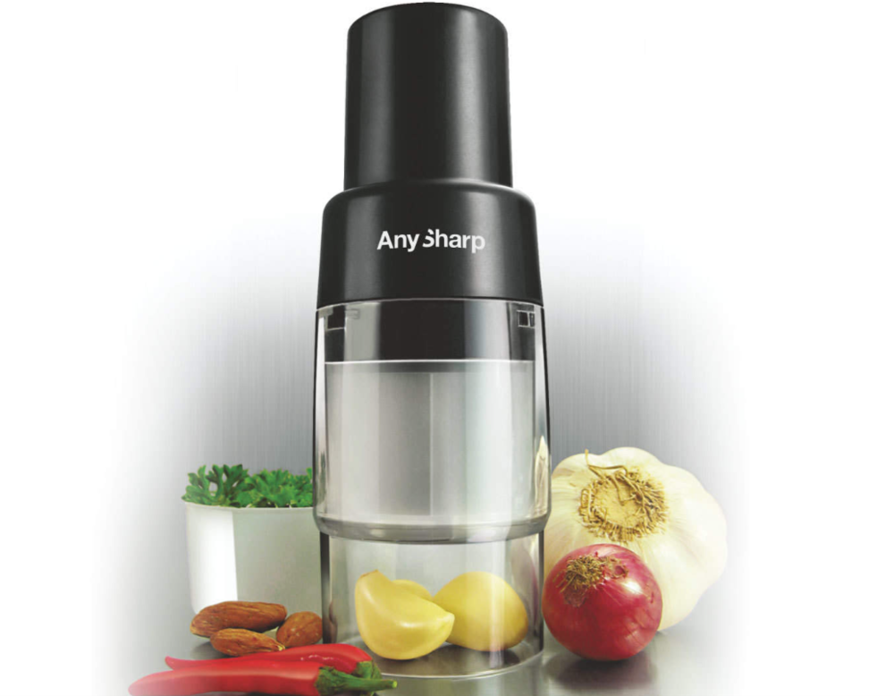 AnySharp Mini Chopper - whatthegirlssay.com