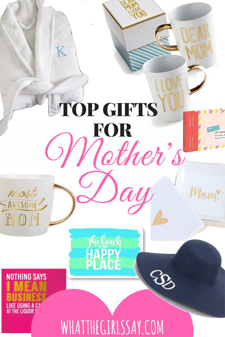 Mother's Day Gift Guide - whatthegirlssay.com