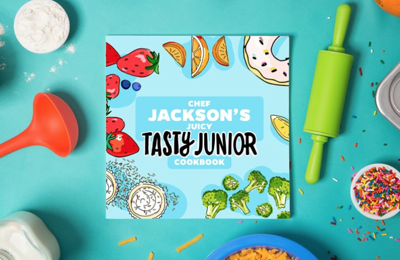 Tasty Jr. Cookbook Review - whatthegirlssay.com