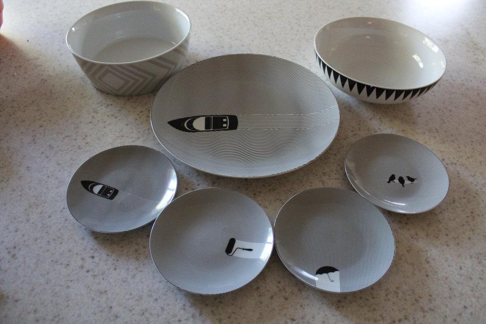 Cheeky Dinnerware - whatthegirlssay.com