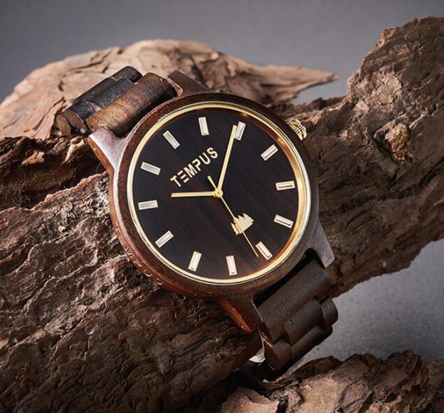 tempus wood watch -whatthegirlssay.com
