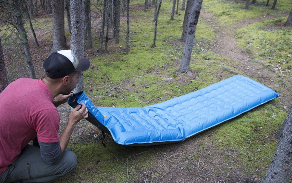We love the outdoors and spending time on the lake.  Whether it's fishing, camping, or hiking, we are always down for the adventure.  We discovered this Windcatcher AirPad 2+ and knew it would be the perfect addition to our outdoor gear collection.