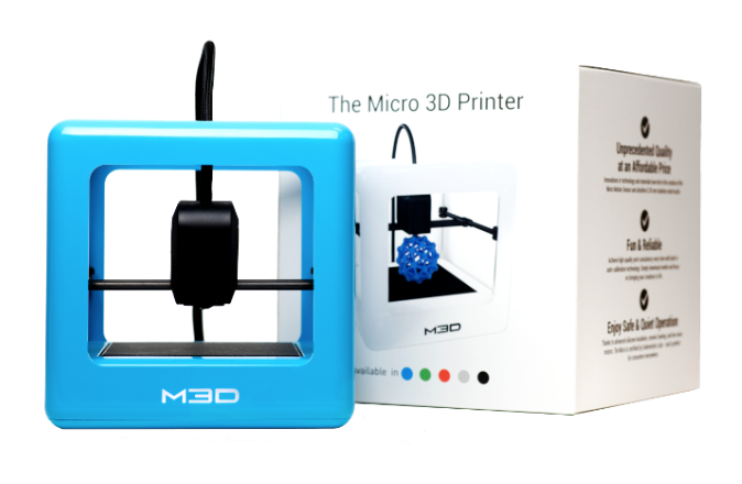 M3D 3D Printer - whatthegirlssay.com