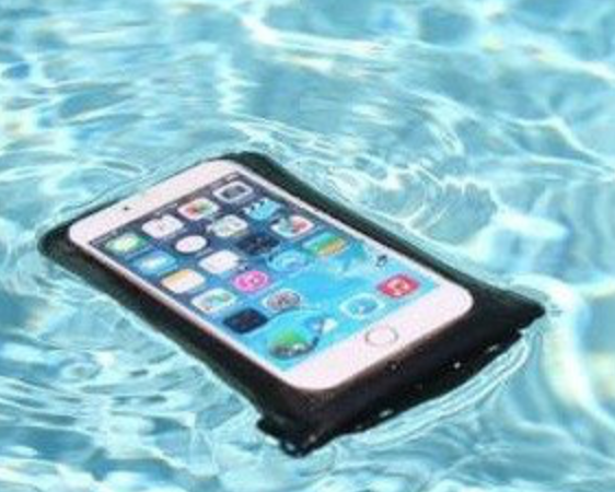 AquaVault Phone Case waterproof - whatthegirlssay.com
