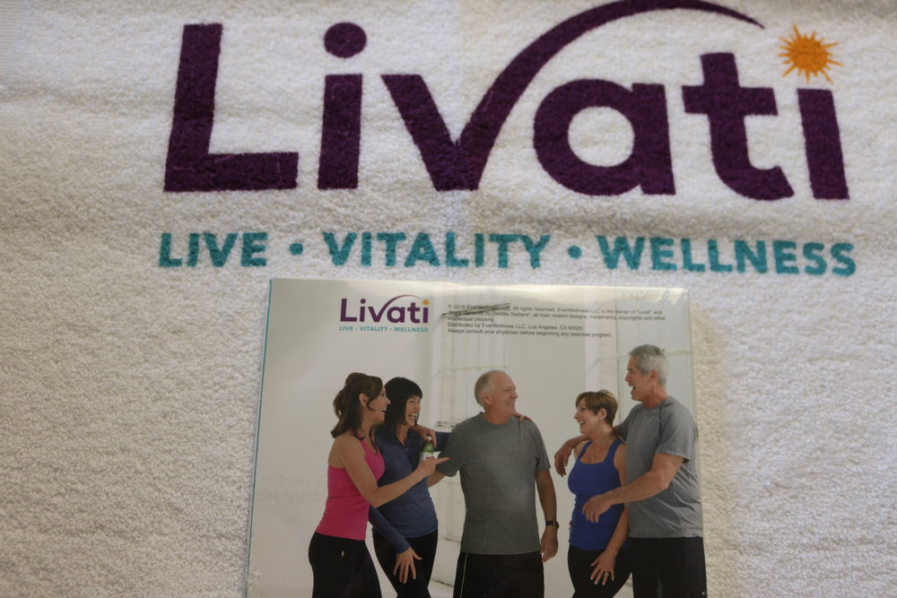 Livati Body Dynamix Low impact workouts - whatthegirlssay.com