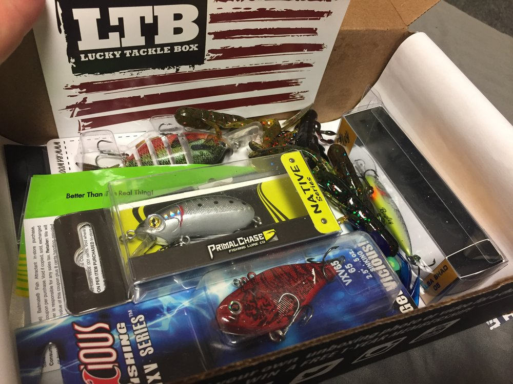 Lucky Tackle Box Promo Code - Discount Code - whatthegirlssay.com