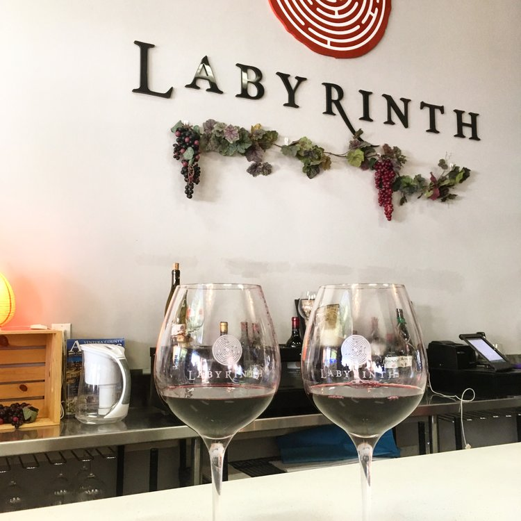 Labyrinth Winery - Ventura California - whatthegirlssay.com